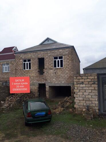2 mərtəbə - Azərbaycan: Satılır Ev 210 kv. m, 5 otaqlı