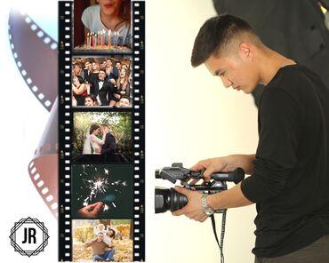 JR.PRODUCTION предлагает вам услуги видеографа, которые
