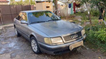 Audi - Кыргызстан: Audi S4 2.8 л. 1992