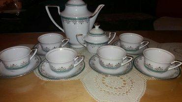 Servis za čaj, star više od 50godina - Ruma