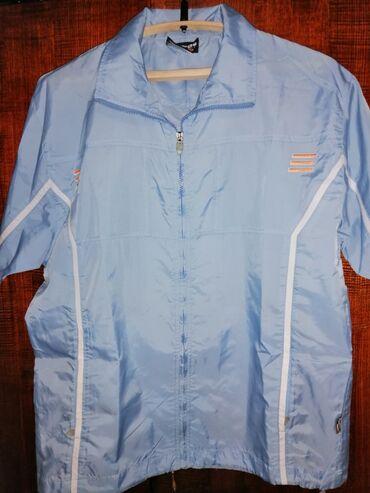 Рубашка спортивная с коротким рукавом. б/у. размер 50-52.состояние