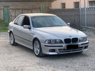 Транспорт - Кыргызстан: BMW 525 2.2 л. 2002