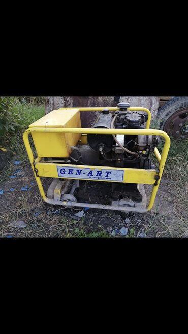 Generatorgöyçaydadi.Generator 15kvt.Türki̇yə (pancar