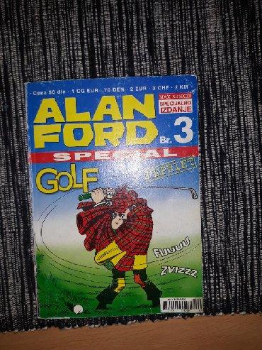 Ostalo | Nova Pazova: Alan Ford stripovi 100 din komad Ili 3 za 250 din