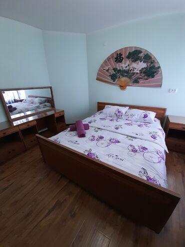Недвижимость - Кыргызстан: Посуточно хорошая квартира. Возле НАЦ. БАНКАВсегда чисто и уютно, как