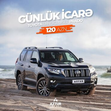 hundai accent - Azərbaycan: Toyota Land Cruiser Prado 2.7 l. 2020