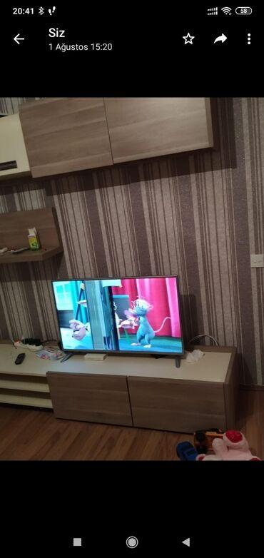 lg smart - Azərbaycan: Monitoru zedelenmiş LG smart TV satılır işlek veziyetdedir ekran