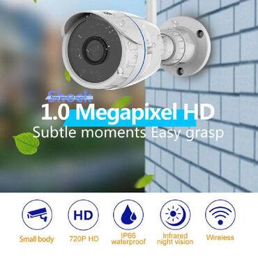 vstarcam c7893wip в Азербайджан: Intenet Kamera Vstarcam C17 (yeni)Açıq hava şəraitində istifadə edə
