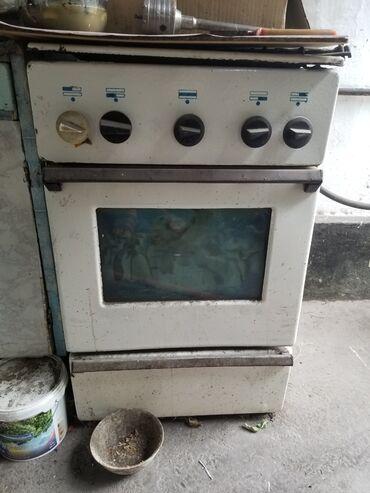 Электроника - Кара-Балта: Продам 2 газ плиты обе рабочие ссср