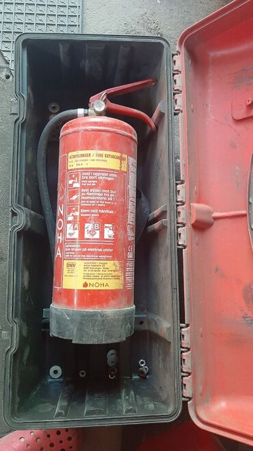 Продаю из Германии!качество отличное! Ящик +огнетушитель!Немец. На