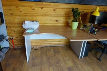 Продаю компьютерные столы в офис. в Бишкек