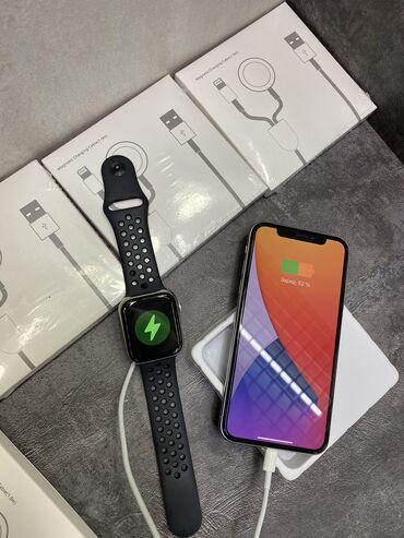 Зарядные устройства для телефонов lenovo - Кыргызстан: Продаются универсальные зарядки для Iphone и Apple Watch, заряжают