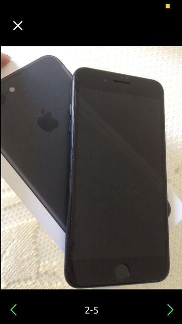 Yeni iPhone 7 Plus 128 GB Qara