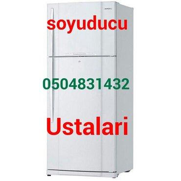 Bakı şəhərində Soyuducu ustalari bizde