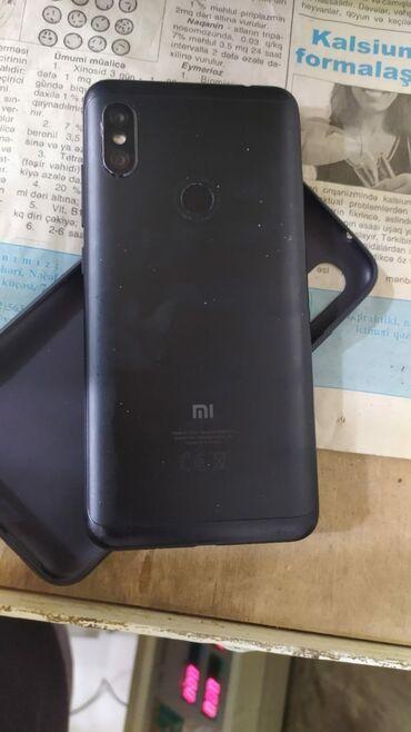 velosiped 16 dyuimov в Азербайджан: Б/у Xiaomi Redmi Note 6 Pro 32 ГБ Черный