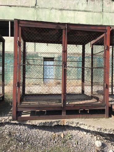 вольер для щенков в Кыргызстан: Вольер для собак размер 2*2*1,5