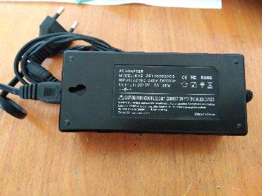 аккумуляторы для ибп 36 а ч в Кыргызстан: Продаю адаптер 220х12v 3A 36 W