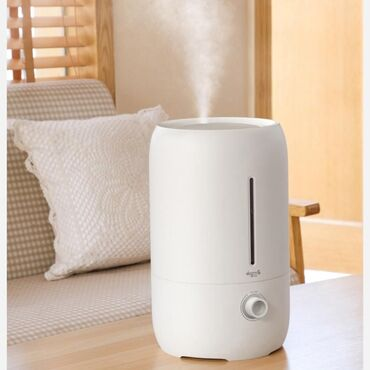 Дистиллированная вода - Кыргызстан: Увлажнитель воздуха Xiaomi Deerma Humidifier (DEM-F800). ЦЕНА -