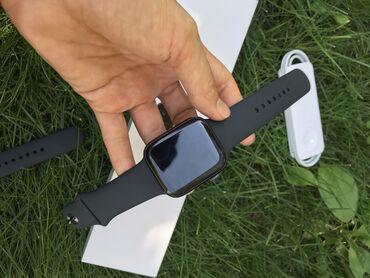 индюшата биг 6 цена бишкек в Кыргызстан: Умные часы Apple Watch Series 6 GPS 44мм  Новые, оригинал, не включала