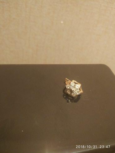 Куплю вот такую серёжку. или комплект. красное золото. Россия. в Бишкек