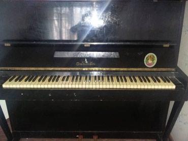 """Пианино """"Октава"""" отличном состоянии. в Бишкек"""