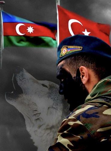 Bakı şəhərində Xarici Korporasiyanın Kadrlar Şöbəsi ehtiyatda olan hərbiçilər