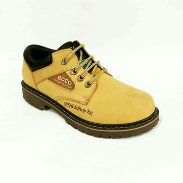 New. новое поступление. кожаные ботинки в Бишкек