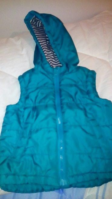 Dečije jakne i kaputi | Uzice: Tanji prsluk, u dobrom stanju, vel.12-18 meseci, moja cerka ga nosila