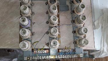 Keramički osigurači u metalnom ram 15 komada