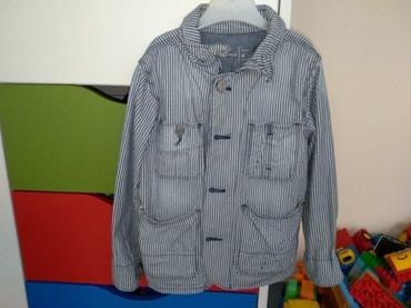 C-a-sako - Srbija: BABY GAP sako-jaknica ultra moderan, vel. 4, 100%pamuk