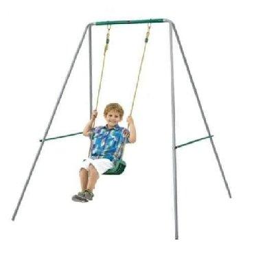 🥳Ljuljaška za decu PLUM single 🥳Cena 6290 dinaraJednostavna, zabavna