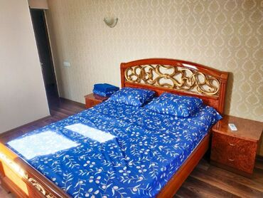 шкуры животных в Кыргызстан: Сдается квартира посуточно!!! Фото настоящие! 2х ком студия, шикарный