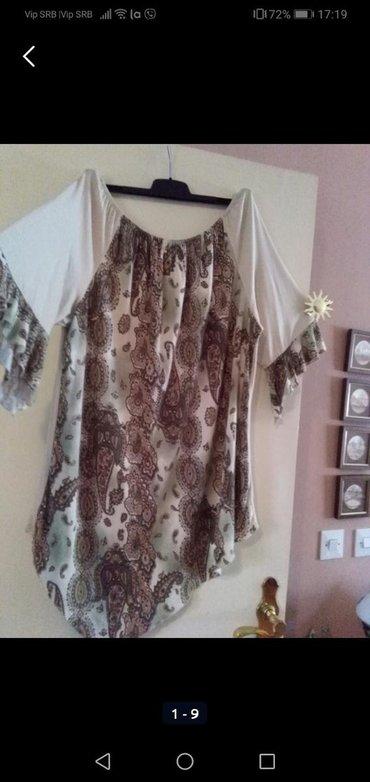Ženska odeća   Sombor: Tunika nova za krupnije dame