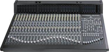 Микшерный пульт Behringer Eurodesk MX9000. Студийный 48/24 микшерный