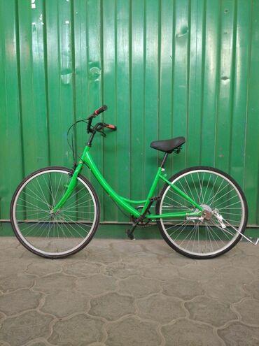 ванна для педикюра купить в Кыргызстан: Женский велосипед привозной из КореиБез вложенийСтальная рама Руль и
