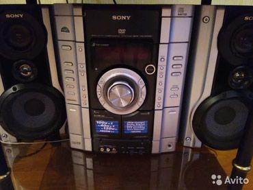 Музыкальный центр Sony MHC RV999. Сост. новый. в Бишкек