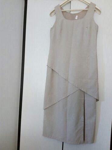 Lep jako model - Srbija: Elegantna zenska haljina 40 velicina. Jako lep model. I prelepo stoji