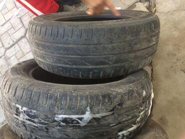 летние шины 21560 r16 в Кыргызстан: Шины летние! 2 шт по 800 205/55/R16