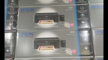 Bakı şəhərində Epson L222 printer.