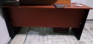 Стол офисный б/у состояние хорошее в Бишкек