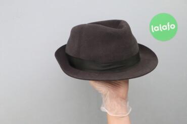Чоловічий капелюх    Довжина ззовні: 15 см Ширина ззовні: 26 см  Діаме