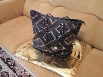 Bakı şəhərində сумка модная, большая из кожзаменителя, новая