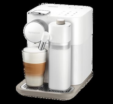 Капсульная кофемашина Gran Lattissima от NespressoПриготовьте