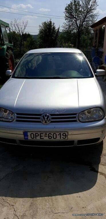 Volkswagen Golf 1.4 l. 2003 | 316175 km
