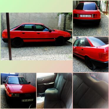 audi a6 2 6 at - Azərbaycan: Audi 80 1.6 l. 1990
