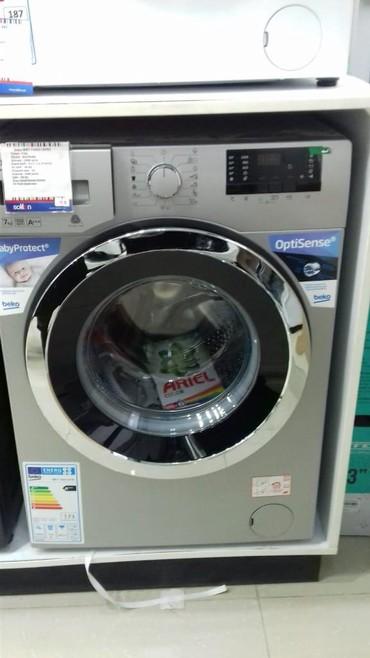 Sumqayıt şəhərində Öndən Avtomat Washing Machine Beko 7 kq.