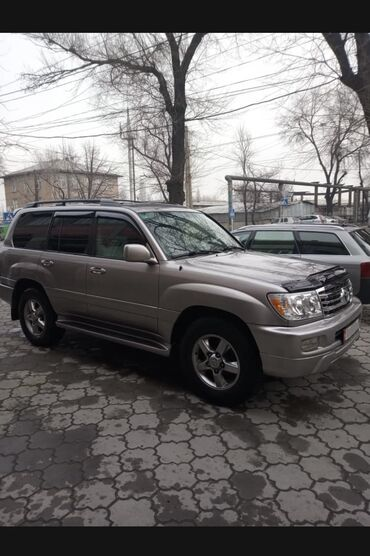 Toyota Land Cruiser 4.7 л. 2006 | 240000 км