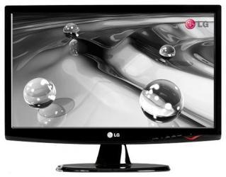 """мониторы black cherry в Кыргызстан: LG W2443S жк-монитор диагональю 23,6"""" Тип матрицы: LCD-TNРазрешение"""