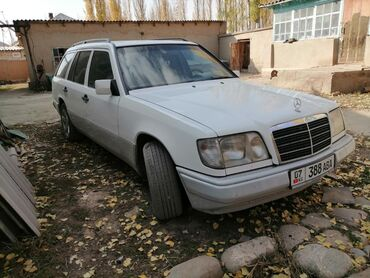 Mercedes-Benz W124 3 л. 1993