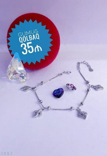 Gumus Qolbaq - 35 ₼